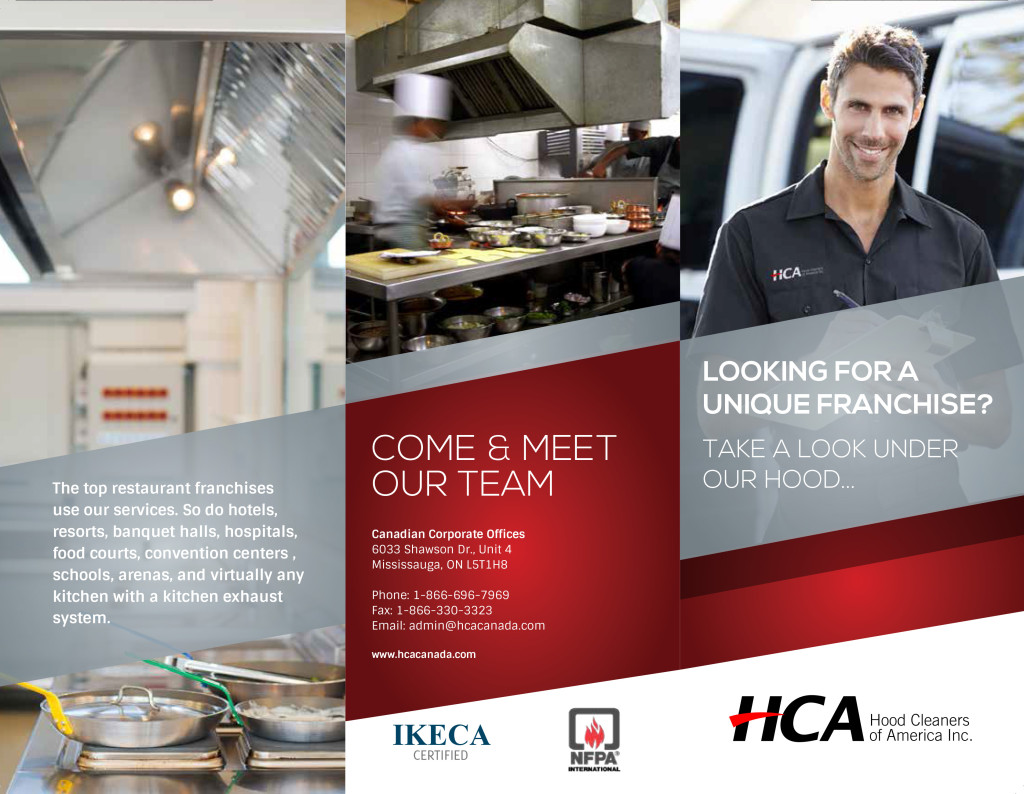 HCA Franchise Brochure