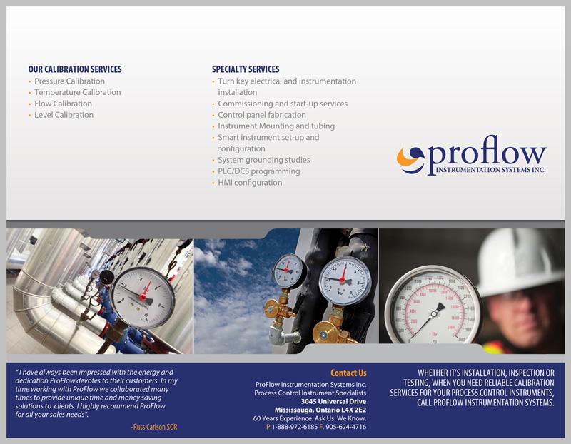 Proflow Client Brochure